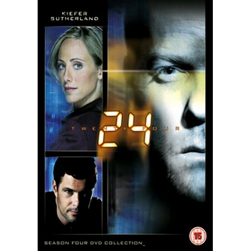 24 (Twenty Four) Series 4 (DVD)