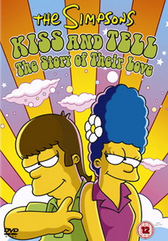 The Simpsons - Kiss And Tell (DVD)