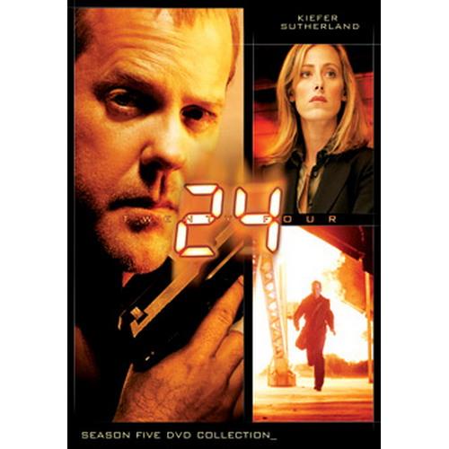 24 (Twenty Four) Series 5 (DVD)