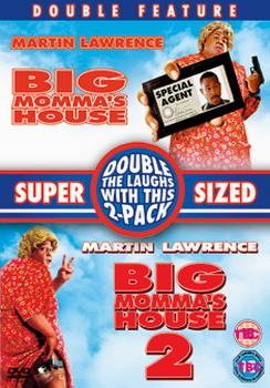 Big Mommas House / Big Mommas House 2 (DVD)