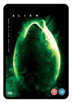 Alien - Definitive Edition (DVD)