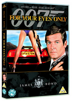 007- For Your Eyes Only (DVD)