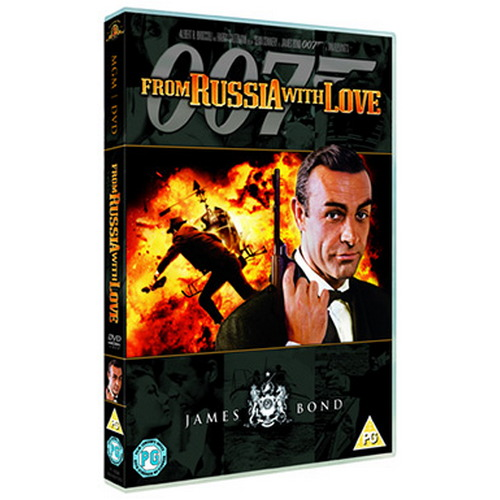 007- From Russia With Love Retail Dvd (DVD)