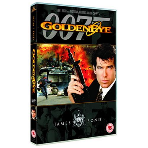 007- Goldeneye (DVD)