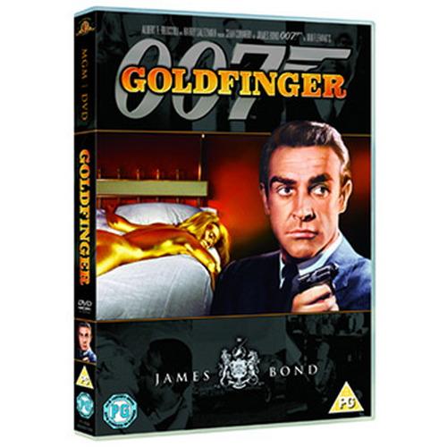 007- Goldfinger (DVD)