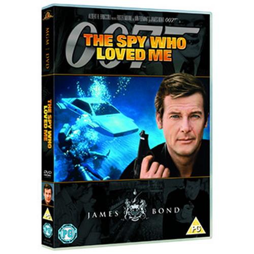 007-The Spy Who Loved Me (DVD)
