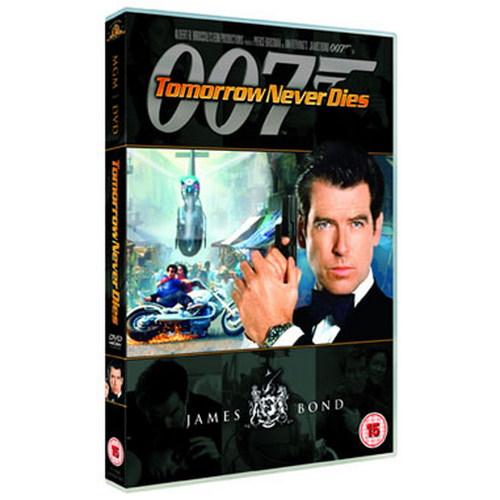 007-Tomorrow Never Dies (DVD)