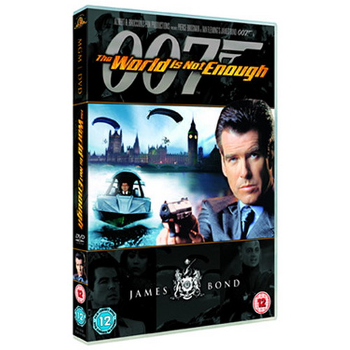 007-World Is Not Enough (DVD)