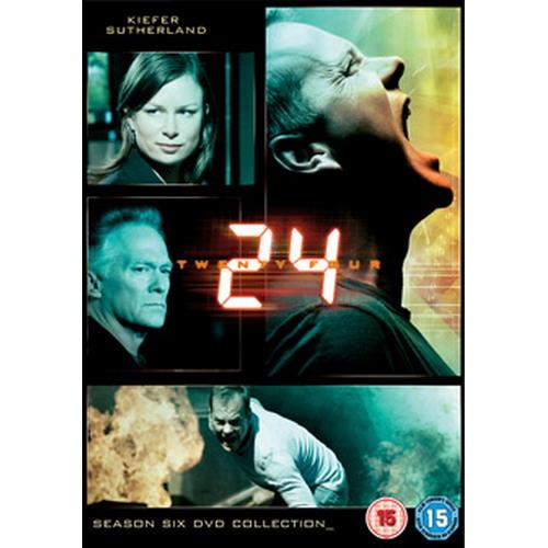 24 (Twenty Four) Series 6 (DVD)