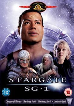 Stargate Sg1 Series 10 Episodes 9 To 12 (DVD)