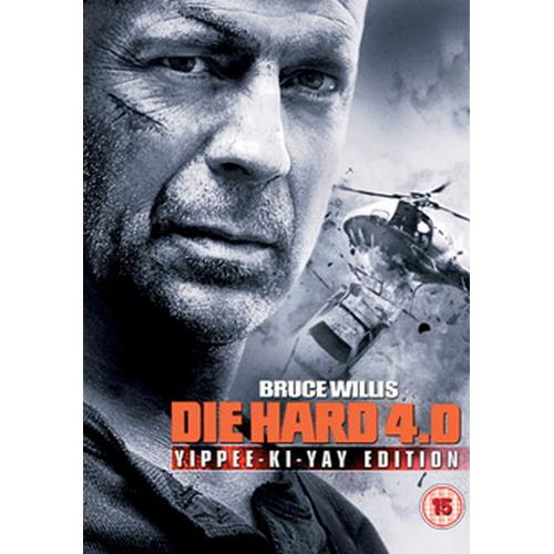 Die Hard 4--0 (DVD)