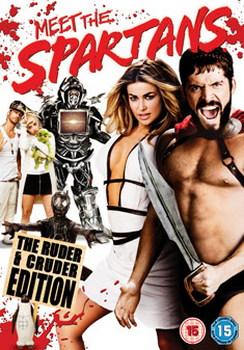 Meet The Spartans (DVD)