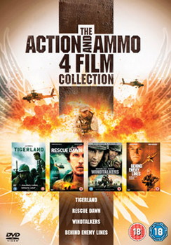 Action And Ammo Collection (DVD)