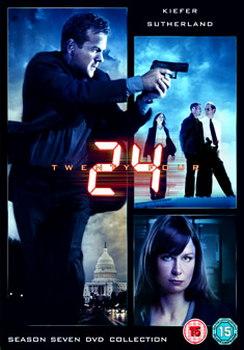 24 (Twenty Four) Season 7 (DVD)