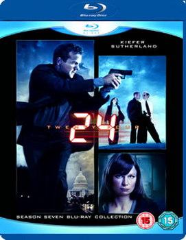 24 (Twenty Four) - Season 7 - Complete (Blu-Ray)