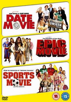 Date Movie / Epic Movie / Sports Movie (DVD)