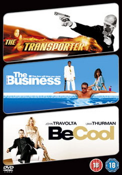 Business / Be Cool / The Transporter (DVD)