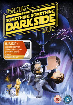 Family Guy - The Something  Something  Something Dark Side (DVD)