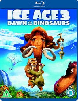 Ice Age 3: Dawn of the Dinosaurs (with Bonus Digital Copy) (Blu-Ray)