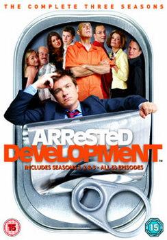 Arrested Development 1-3 (DVD)