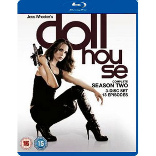 Dollhouse - Season 2 (Blu-Ray)