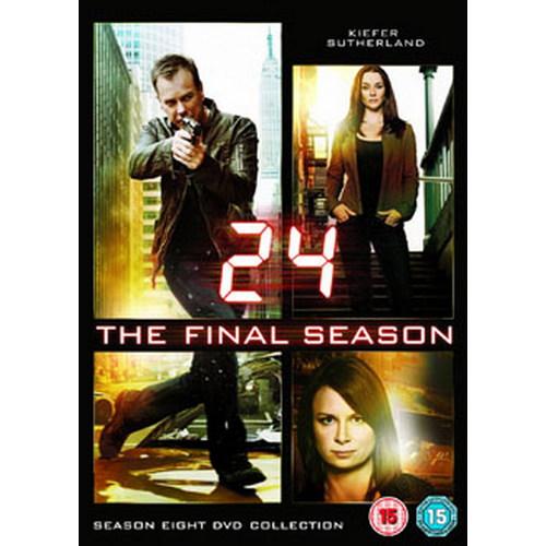 24 - Season 8 (Red Tag) (DVD)