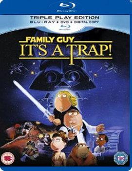 Family Guy - It's A Trap - Triple Play (Blu-ray  DVD + Digital Copy)