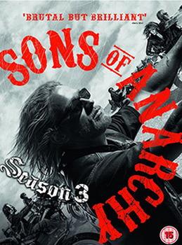 Sons Of Anarchy - Season 3 (DVD)