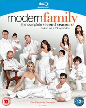 Modern Family - Season 2 (BLU-RAY)