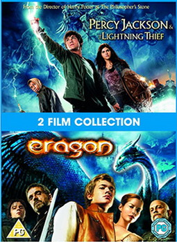 Percy Jackson And The Lightning Thief / Eragon (Double Pack) (DVD)