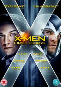 X-Men: First Class (DVD)