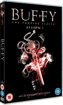 Buffy The Vampire Slayer - Season 5 (New Packaging) (DVD)