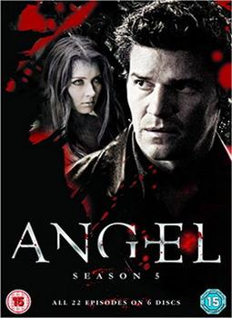 Angel - Season 5 (DVD)