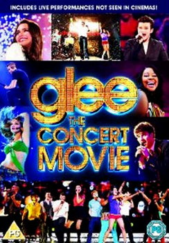 Glee: The Concert Movie (Dvd & Digital Copy) (DVD)