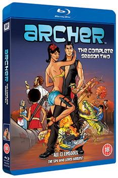 Archer - Season 2 (BLU-RAY)