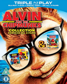 Alvin And The Chipmunks Collection (Bluraydvd) (DVD)