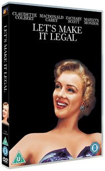 Lets Make It Legal (DVD)