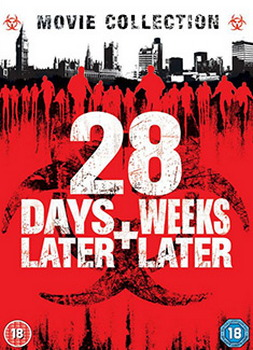 28 Days Later / 28 Weeks Later (DVD)