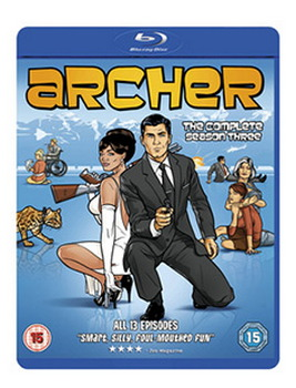 Archer - Season 3 (BLU-RAY)