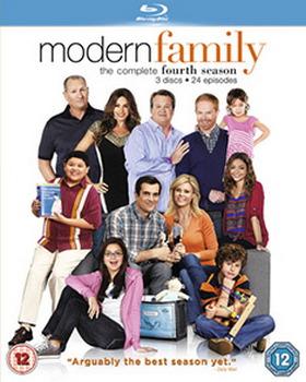 Modern Family: Season 4 (Blu-ray)