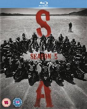 Sons of Anarchy - Season 5 (Blu-ray)