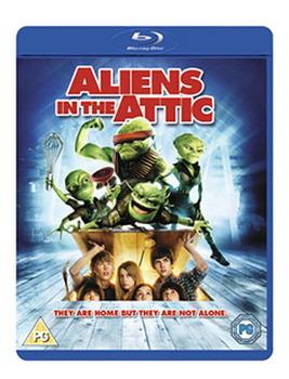 Aliens In The Attic (Blu-Ray)