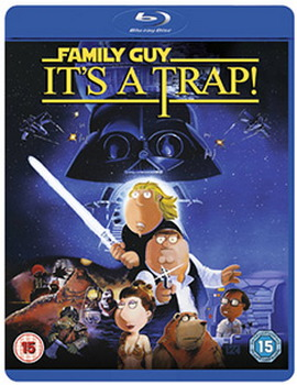 Family Guy - Its A Trap (BLU-RAY)