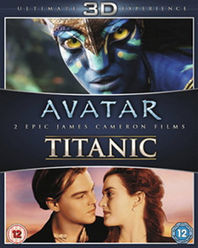 Avatar / Titanic Double Pack (Blu-Ray 3D)