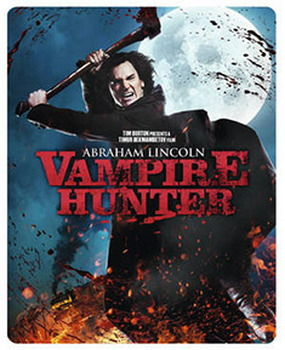 Abraham Lincoln Vampire Hunter - Limited Edition Steelbook [Blu-ray]