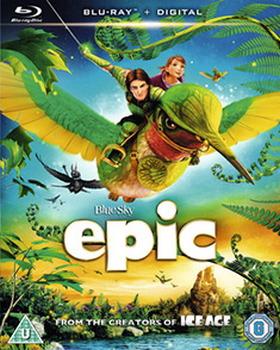 Epic (Blu-ray + UV Copy)