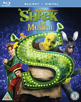 Shrek The Musical (BLU-RAY)