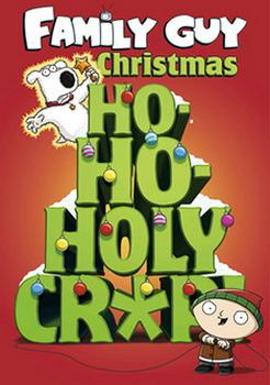 Family Guy Christmas: Ho-Ho-Holy Cr*P (DVD)