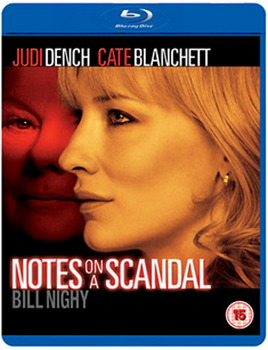 Notes On A Scandel (Blu-Ray)