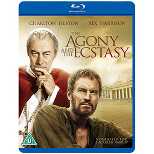 Agony And The Ecstasy (BLU-RAY)